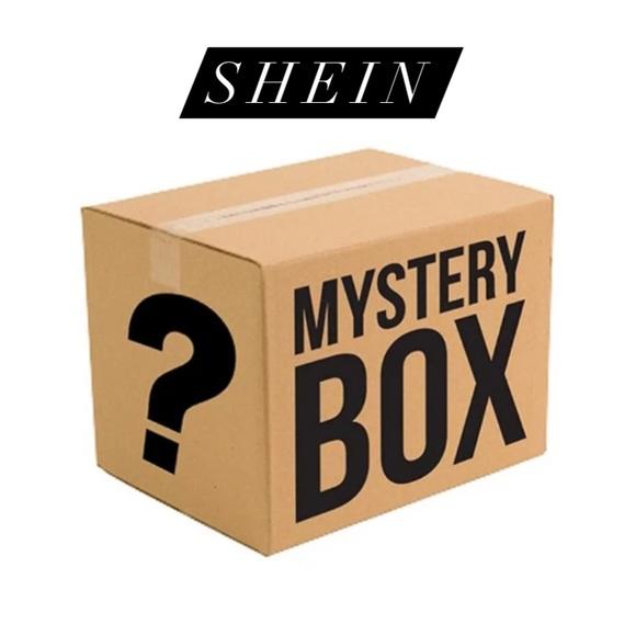 SHEIN plus size mystery box